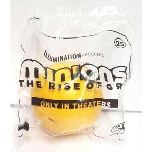 *Minions:The Rise Of Gru Happy Meal Toy #25 NIB